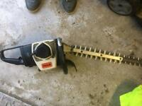 Sthil petrol hedge trimmer