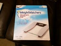 Weightwatchers ultra slim scales