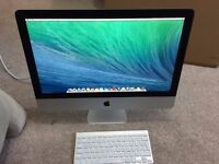 Apple iMac Mid 2014, 1.4GHz, 8GB ram, 256 SSD, Excellent condition, Fully boxed