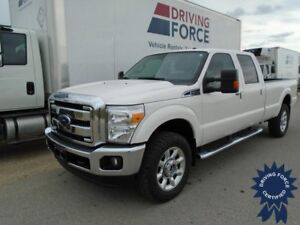 2016 Ford Super Duty F-350 SRW Lariat 6 Passenger 8 Ft Long Box