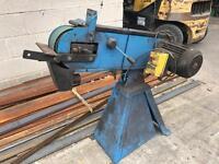 Linisher / belt grinder