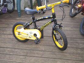 boys stinger bike