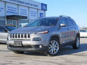 2016 Jeep Cherokee Limited| Navi| Co.Car