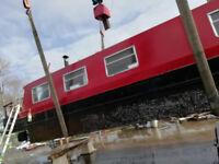 40 ft steel narrow boat