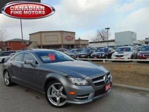 2012 Mercedes-Benz CLS-Class CLS550-NAVI-CAMERA- NO ACCIDENT!