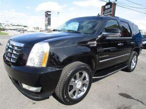 2007 Cadillac Escalade AWD,7PASS.,V8;6.2LITRE,151000KM,A-1,A VOI