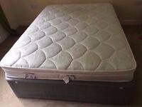 >>> Double Bed Mattress and FREE Base <<<