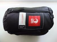 Snuggledown Of Norway sleeping bag in red + cover, Wilmslow