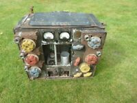 WW2 RAF Halifax Bomber T1154H Transmitter
