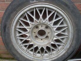 "BMW E30 alloy wheel 15"""