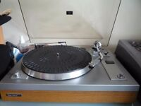 Garrard GT - 20 turntable with phono pre amp. New cartridge. excellent condition £90 ono