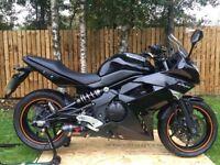 Kawasaki ER6F £3200 ono