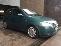 2004 VAUXHALL CORSA DESIGN 1.2 IMMACULATE CAR