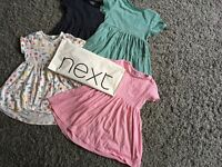 Next summer dresses age 2-3 years