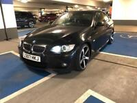 BMW 335D M SPORT E92 365HP M3 DIESEL COUPE MINT not ( 535d 530d 330d e90 ) px swap