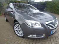 2008 VAUXHALL INSIGNIA ELITE N T V6 4X4 A 2.8 TURBO AUTO STUNNING 4WD AUTOMATIC