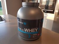Genetic Supplements Protein Powder 2kg - NEW/SEALED/UNOPENED