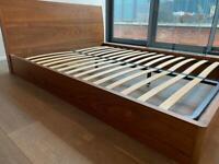 Oak Oiled Head2Bed Bed Frame