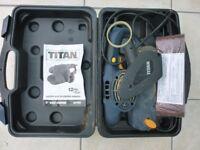 "Titan 3"" belt sander"
