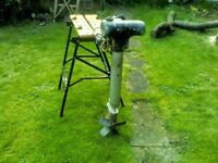 Seagull outboard motor 4hp Century