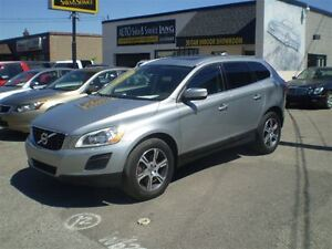 2012 Volvo XC60 XC60 T6 AWD! LOADED! NO ACCIDENTS!