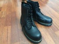 Doc Martens AirWair Steel Toe Cap Safety Boot Size 8