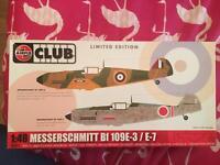 Airfix Messerschmitt 1.48