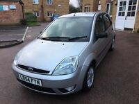 2004 Ford Fiesta 1.3 low mileage good condition