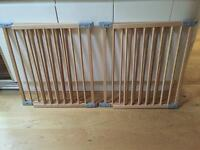 X2 Solid Wood Stairgates