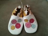 Soft soled shoes 18-24 months