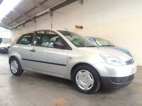 Ford Fiesta 1.25 Finesse 3dr +1 OWNER FROM NEW + NEW MOT+