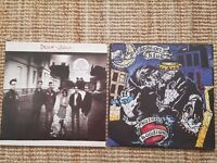 Deacon Blue Vinyls x2, Fellow Hoodlums and When the world knows your name. Original