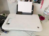 Desk, printer/scanner,jewellery mirror box for sale