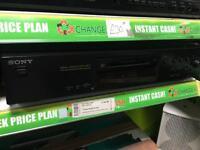 Sony minidisc deck MDS-JE480