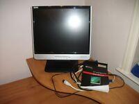 """amu 17"""" monitor"""