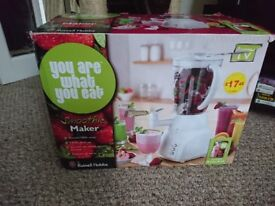 Smoothie maker used & clean