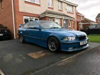 BMW 325 AUTO E36 MINT CONDITION GOOD INVESTMENT. PX SWAP AUDI SUBARU type r 535d WRX STI VANS 4x4