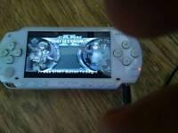 Psp handheld console