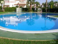 Costa Blanca, 3 bedroom, sleeps 6, A/C, English TV, Wi-Fi (SM080)
