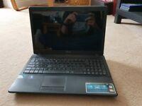 Asus X54C Laptop - Windows 10 Home - 15.3 inch screen