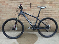 Whyte 901 Hardtail mountain bike, Cost £1200