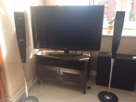 46 inch Samsung LCD TV with LG sound system
