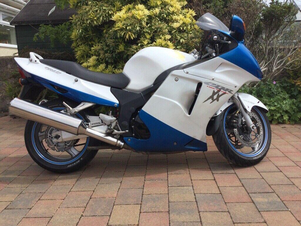 Honda blackbird CBR1100 | in Largs, North Ayrshire | Gumtree