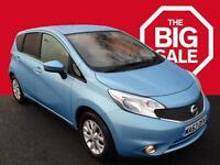 Nissan Note ACENTA PREMIUM (blue) 2013-11-07