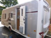Caravan Swift Conqueror 530 touring caravan