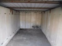 LOCK UP GARAGE TO LET IN MANCHESTER.