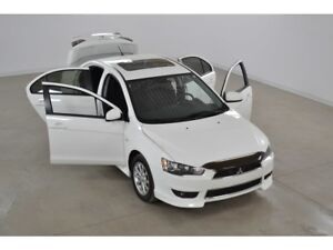 2014 Mitsubishi Lancer SE Toiit Ouvrant*Mags*Fogs*Jupes/Aileron