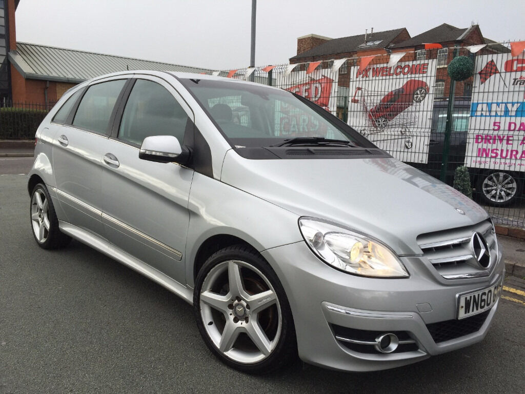 2010 mercedes benz b class 2 0 b180 cdi sport cvt in banbury oxfordshire gumtree. Black Bedroom Furniture Sets. Home Design Ideas