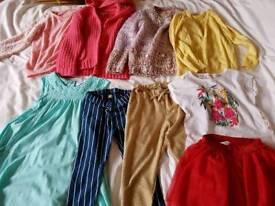 bundle of girls 5-6y clothes