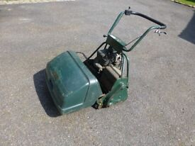"Atco Royale B24 24"" petrol cylinder mower"